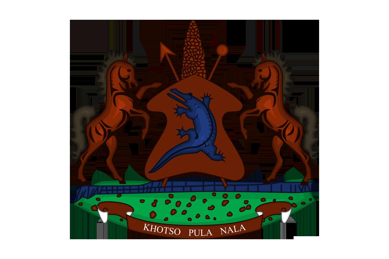 Lesotho ministry logo