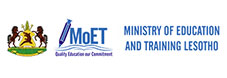 Lesotho Ministry of Education and Training Logo