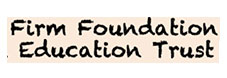 Firm Foundation Education Trust Logo