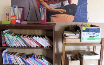 Lesotho libraries: a place to gather and read
