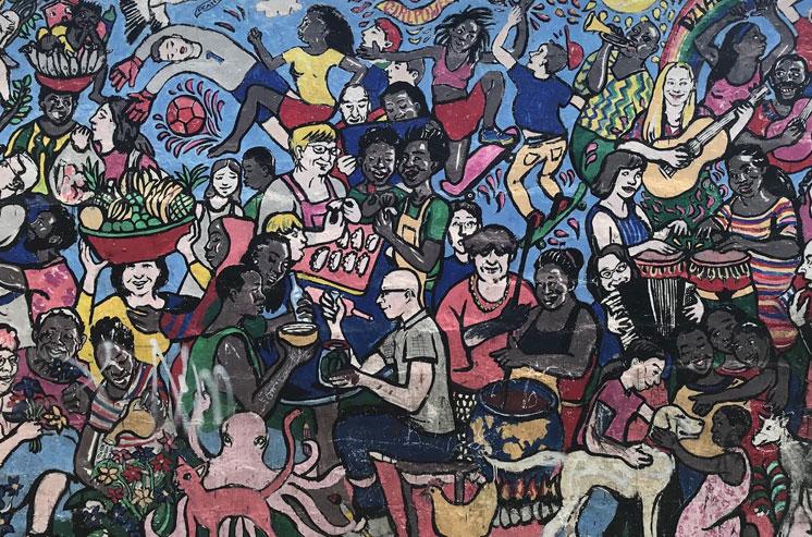 A Look at Ghana's Art Scene
