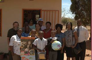 Nourishing the Dreams of Botswana's Children