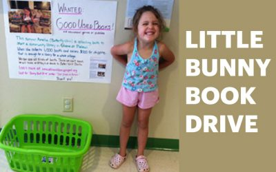 Little Bunny Book Drive