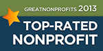 Great Non Profits 2013 Top-Rated