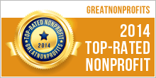 Great Non Profits 2014 Top-Rated