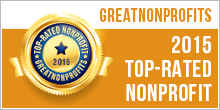 Great Non Profits 2015 Top-Rated